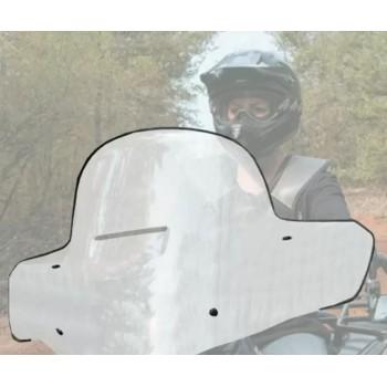 Стекло квадроцикла универсальное на быстросъемах ATV WindGuard Quick-Attach Windshield 1436-592