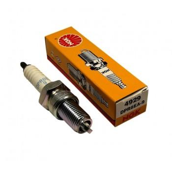 Свеча зажигания Yamaha Grizzly 660 94701-00241-00 /DPR-8EA90-00-00 /Honda 31918-MZ0-760 /98069-58916 /31918-HM5-630 NGK DPR8EA-9 /4929