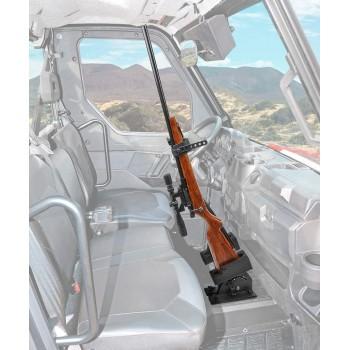 Крепление ружейное двойное в UTV Yamaha Viking /Rhino /BRP Commander /Maverick /Defender /Polaris RZR /Ranger /General /CF Z10 /Z8 /Z6 /U10 /U8 /Honda Pioneer /Talon Kemimoto Utility-vehicles Gun Holder B0111-01901
