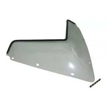 Ветровое стекло снегохода тонированное 18см 3мм Polaris RMK ASSAULT /Rush SWITCHBACK /Indy 2011+ 18см 5437511 /5438278 /5438298