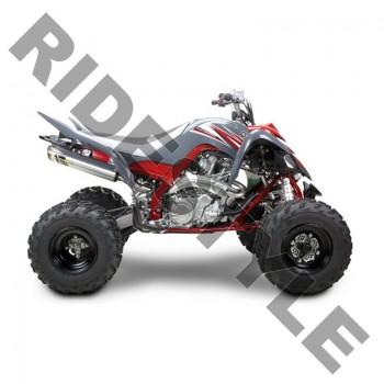 Глушитель квадроцикла, алюминий Yamaha Raptor 700 M-7 V.A.L.E.™ Stainless/Aluminum Slip-on System Tw