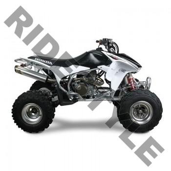 Глушитель квадроцикла, алюминий Honda TRX450R M-7 V.A.L.E.™ Slip-On System Two Brothers 005-1440406V