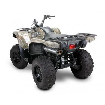 Глушитель квадроцикла, алюминий Yamaha Grizzly 700 M-7 V.A.L.E.™ Stainless/Aluminum Slip-on System 005-1900406V /93-9565A