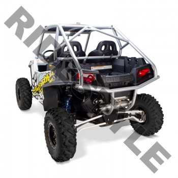 Глушители квадроцикла Polaris RZR 900 M-7 Dual V.A.L.E.™ Slip-On System Two Brothers 005-3090409DV