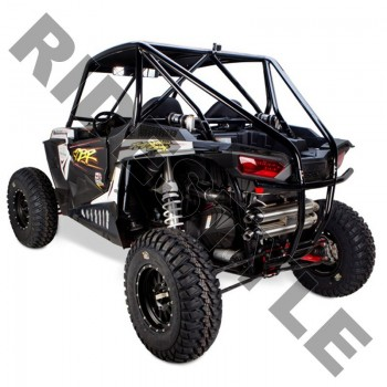 Глушители квадроцикла Polaris RZR1000 S1R Dual Slip-On System Two Brothers 005-3730409DV