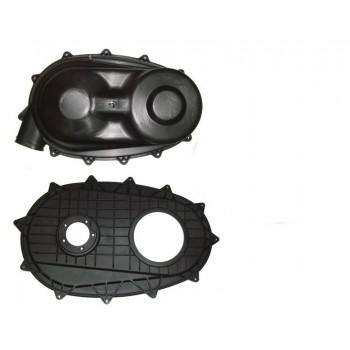Комплект крышек вариатора Stels ATV 500 Kazuma / 500GT C500-1000301B + C500-1000302B