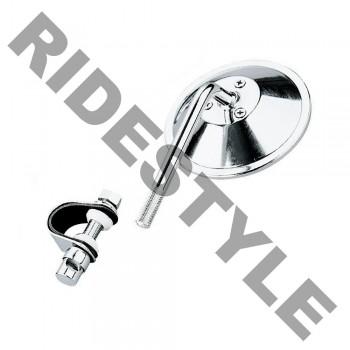 Зеркало квадроцикла, универсальное левое/правое Bike Master MIRROR UNIV CLAMPON 4 60-0006