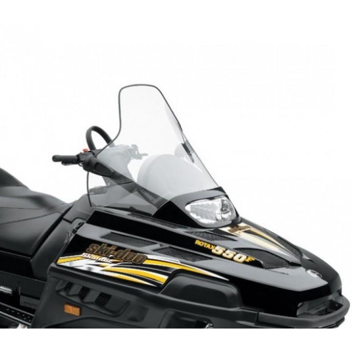 Ветровое стекло снегохода 3мм 68см  Ski-Doo Expedition /SKANDIC 04-12 605150480 /605152073 /605155554 /5173025 12-9861