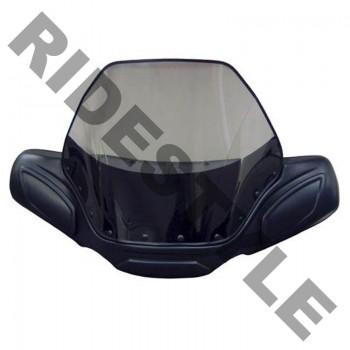 Ветровое стекло квадроцикла универсальное Direction2 D2FRN001