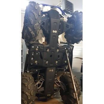Комплект защиты днища квадроцикла Can-Am G2 Outlander 2019+ PanzerBOX 5512