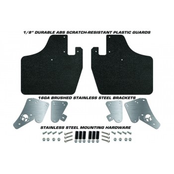 Комплект брызговиков /защита продольных рычагов Can-Am Maverick X3 /Polaris RZR 1000/900 /RZR XP Turbo 300Industries MF100