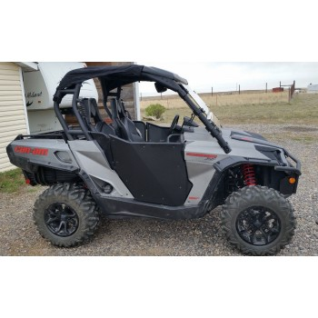 Комплект дверей для CAN-AM Commander 2011+ / Maverick 2013+ UTV Suicide Doors DIRT SPECIALTIES DS-CANAM-FDOOR