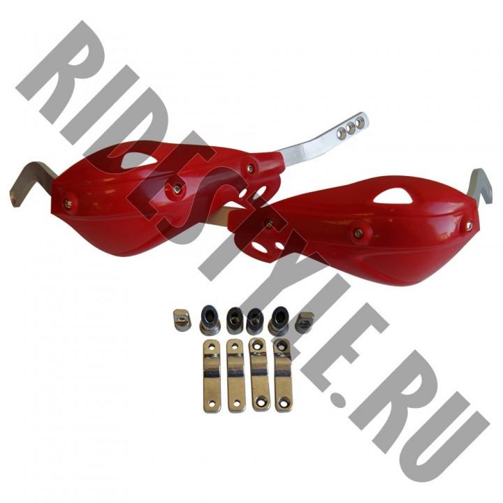 Защита рук для квадроцикла TSK 141-15 Red