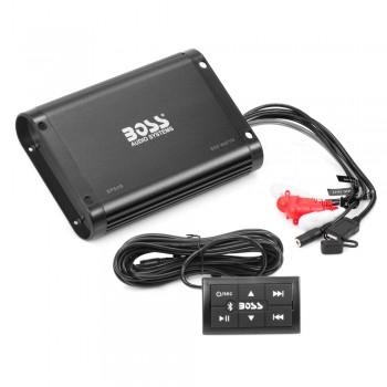 Четырёхканальный 500Вт усилитель с bluetooth BOSS AUDIO 63-8163 /BPS4B