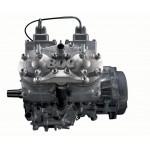 Двигатель /ЦПГ снегохода