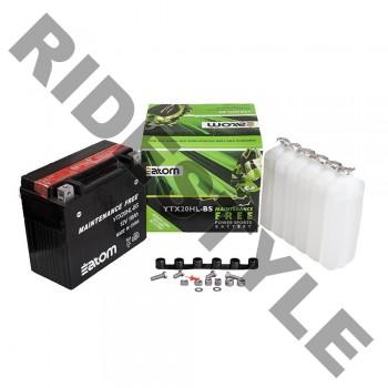 Аккумулятор Atom YTX20HL-BS (20L-BS) 410301203, 515175642, 4011496, 4SH-82100-22-00, BTY-YTX20-LB-S0, YTX-20LBS-00-00, 515175560, 296000295
