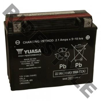 Аккумулятор Yuasa YTX24HL-BS(Y50-N18L-A,A 3)