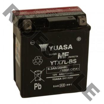 Аккумулятор Yuasa YTX7L-BS