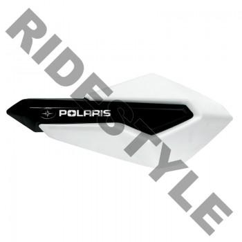 Защита рук снегохода в сборе (крепеж+пластиковые щитки), оригинальная Polaris 550/600/800 Indy/RMK/S