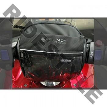 Кофр мягкий на руль снегохода Skinz Gear Deluxe HBPK300-BK