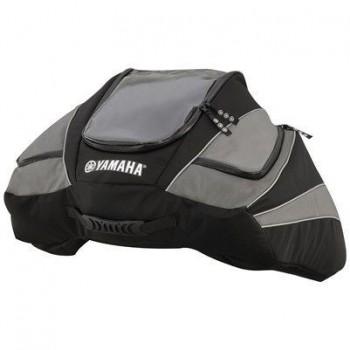 Кофр (сумка) снегохода черный/серый Yamaha Apex/RS Vector/FX Nytro/Venture GT SMA-8FC63-DX-00