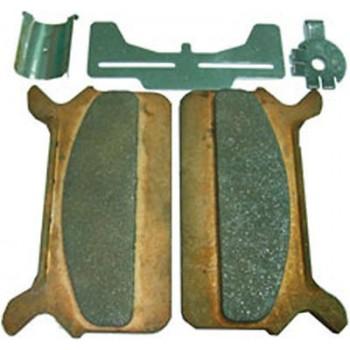 Тормозные колодки Polaris Widetrak LX 97-07 2200988, 2201220, 2201567