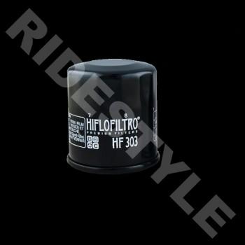 Фильтр масляный HIFLO FILTRO Polaris 3084963 Yamaha 3FV-13440-00 3FV-13440-20 5GH-13440-00 /Jumbo 700 15533-MAX-00 /HF303