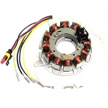 Статор генератора Ski-Doo 420889360 420889365 420889366 420889368 420889367 420889369 Rider Lab ST167CA