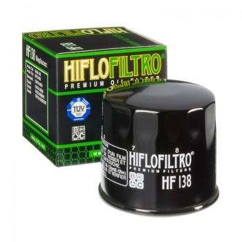 Масляный фильтр Suzuki King Quad 16510-07J00 HIFLO HF138