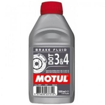 MOTUL DOT 3&4 Brake Fluid FL (0.5 л)
