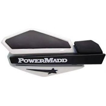 Защита рук белая квадроцикла/снегохода Star PowerMadd 34208