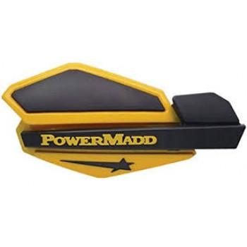 Защита рук желтая снегохода/квадроцикла STAR PowerMadd 34201