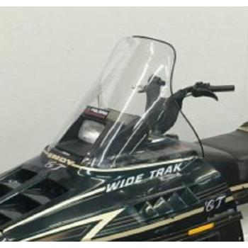 Ветровое стекло снегохода 75см Polaris WideTrak GT/LX 94-98 5431630 /12-9882