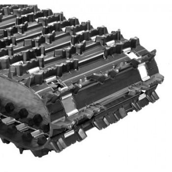 """Гусеница шипованная для утилитарного снегохода Composit Talon WTS 32 (8 рядов) 20""""х154""""х1,5""""/2.86"""" ЕK21011"""