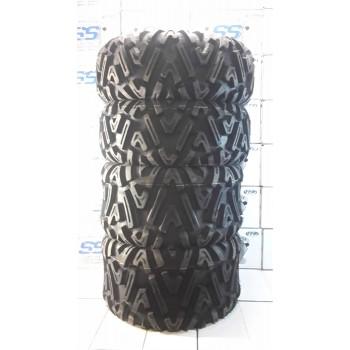 "Комплект резины для квадроцикла DURO Power Grip V2 27"" 27x11-12 + 27x9-12"
