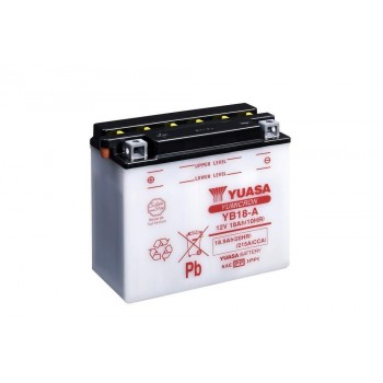 Аккумулятор Yuasa YB18-A Arctic Cat 0645-480 /0645-779 /0745-423/ 0745-406 /Yamaha YTX-20HBS-00-00 /YTX20H-BS MF