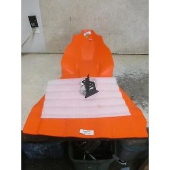 Защита днища снегохода оранжевая Arctic Cat M /XF /F 12+ /Yamaha SR Viper 14+ SPG ACFP300-ORG /241-07896