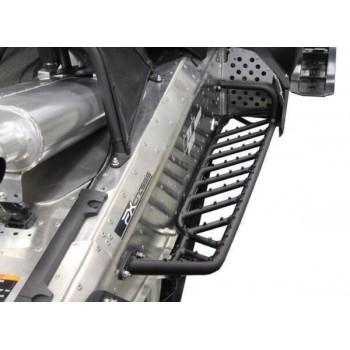 Подножки Skinz для Yamaha Viper, Черный ACAFRB250-FBK