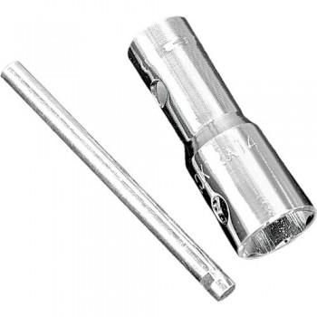 Свечной ключ 3-WAY FOR ALL 10,12,14MM SPARK PLUGS  13-0013 /57-6015