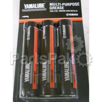 Колбы для шприца 3шт Yamaha ACC-GREAS-RE-FL