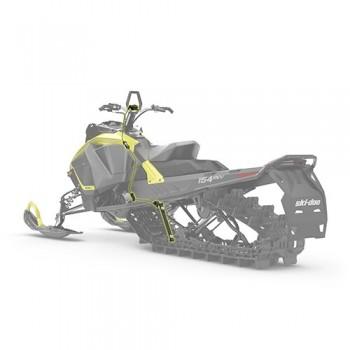 Комплект регулировки подвески электро Ski-Doo G4 860201855 /860201496