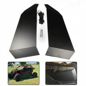 Нижние полудвери для Can-Am Maverick X3 Kemimoto FTVDI009