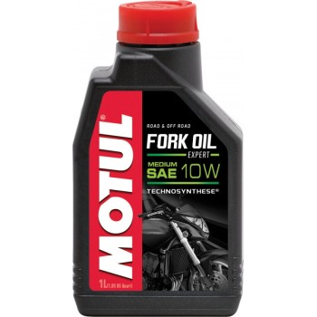 Вилочное масло Motul Fork Oil Expert medium 10W 1л