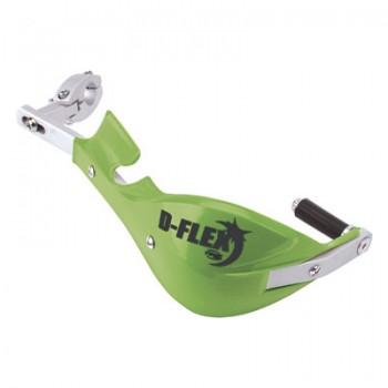 Защита рук зеленая двухточечная 22мм Tusk D-Flex 1096470002