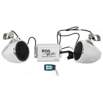 Аудиосистема Boss Audio MC500 600w Speaker+Amplifier+Remote Handlebar System Motorcycle/ATV
