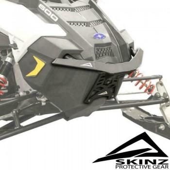 Бампер передний снегохода Polaris AXYS Flat Black SPG PFB350-FBK