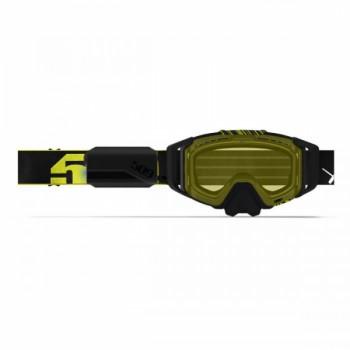 Очки 509 Sinister X6 Ignite с подогревом, взрослые (Black Hi-Vis) F02003200-000-002