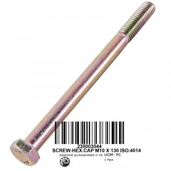 Винт лыжи HEX.CAP M10 X 130 ISO.4014 BRP/SkiDoo 230003044