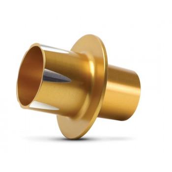 Заглушка глушителя золотистая TWO BROTHERS 7-8Db 005-P1XGold