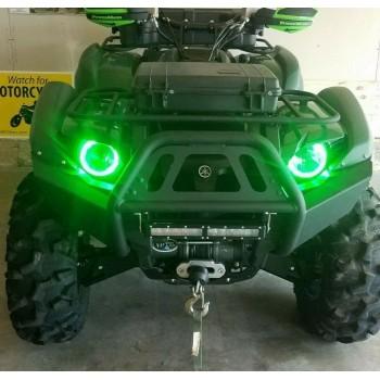 Ангельские глазки зеленые Yamaha Grizzly700/550 AZ 88978-00G